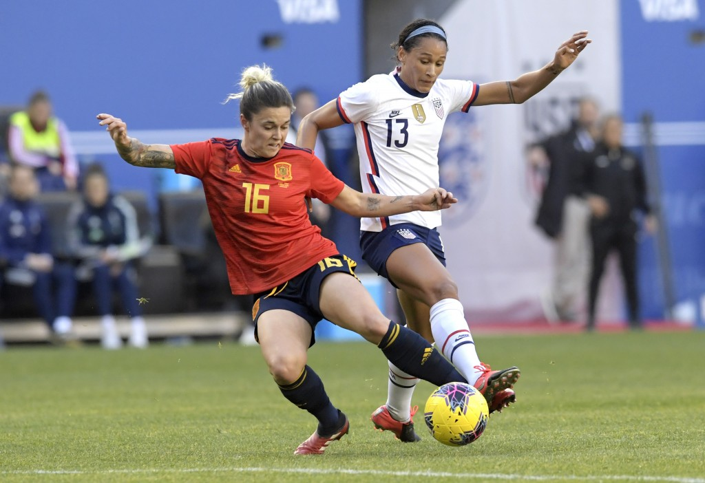 Ertz's header gives US 1-0 win over Spain in ... | Taiwan News