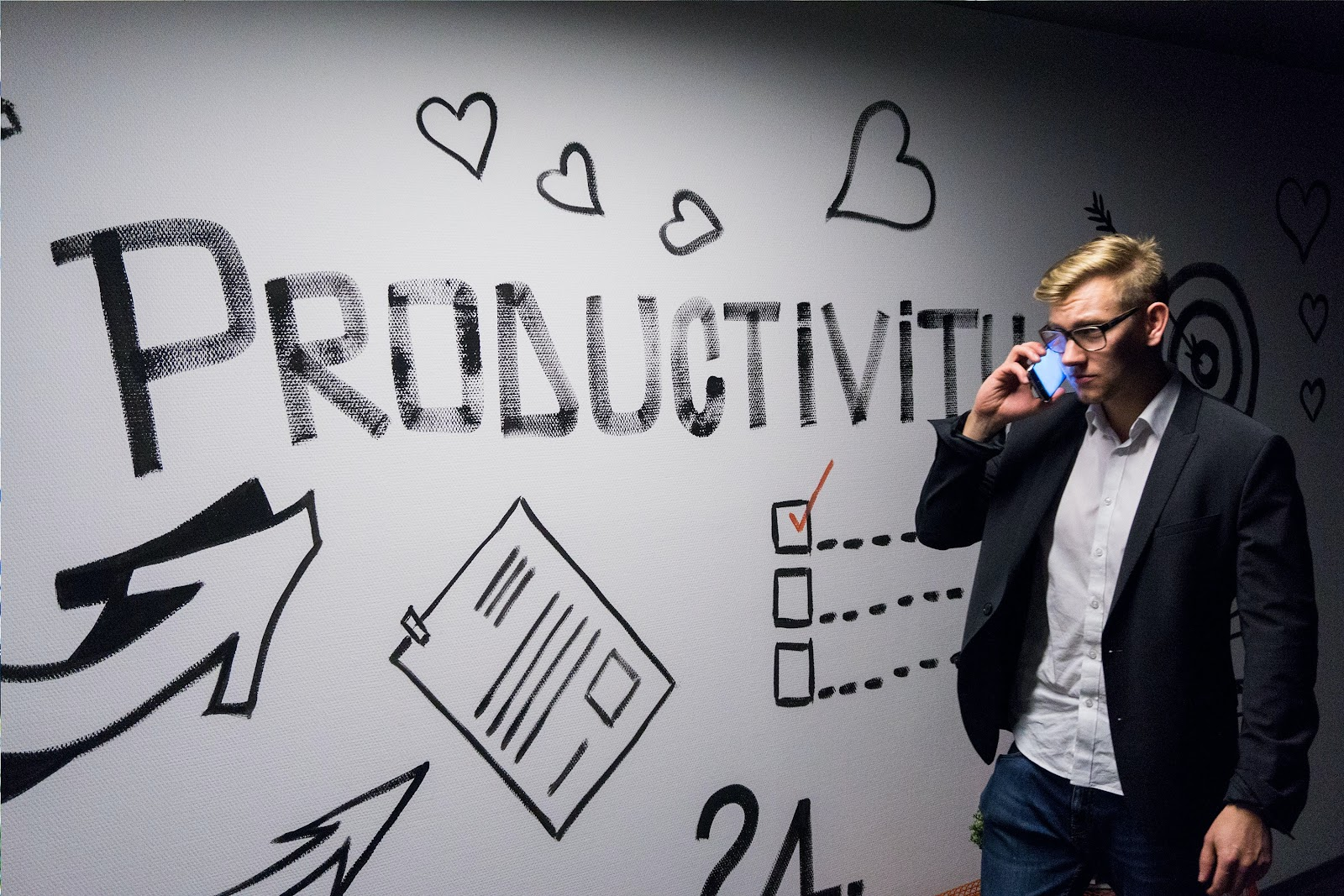 Productivity and Managers in MSP