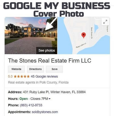 Google My Business-Realtor Cover Photo