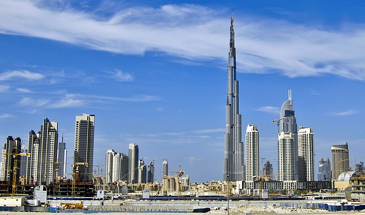 TOP 5 ATTRACTIVE PLACES IN DUBAI: