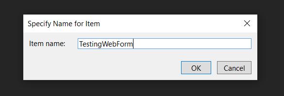 naming-web-form