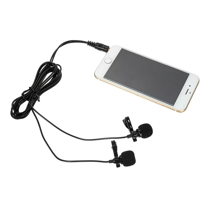 Microphone for phones (iPhones and Android)