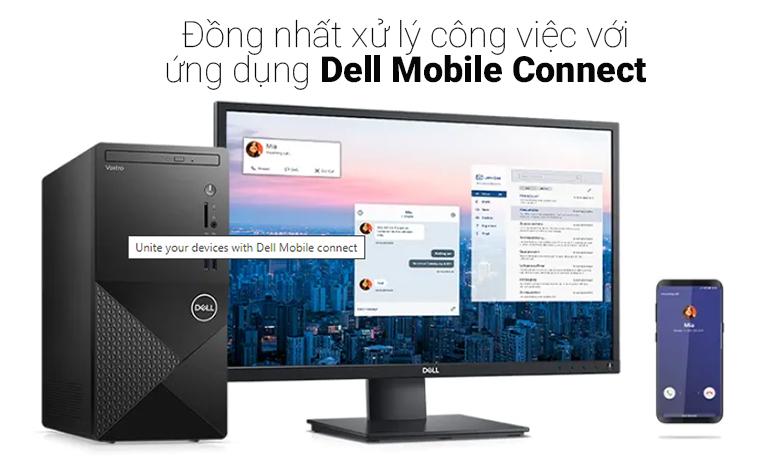 PC Dell Vostro 3888 MT | Đồng nhất xử lý các công việc nhanh chóng