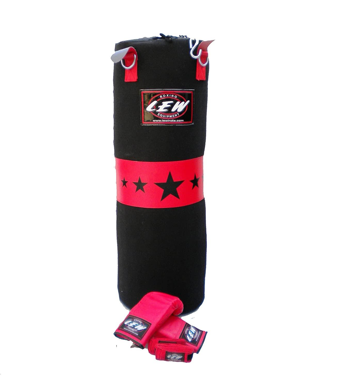 Lew Punching Bag