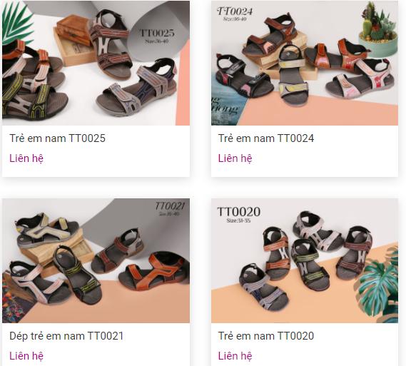 Thiên  hương shoes đơn vị phân phối giày uy tín hàng đầu Việt Nam