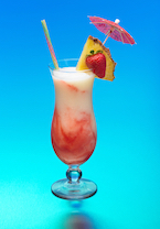 Girly Drinks Pina Colada