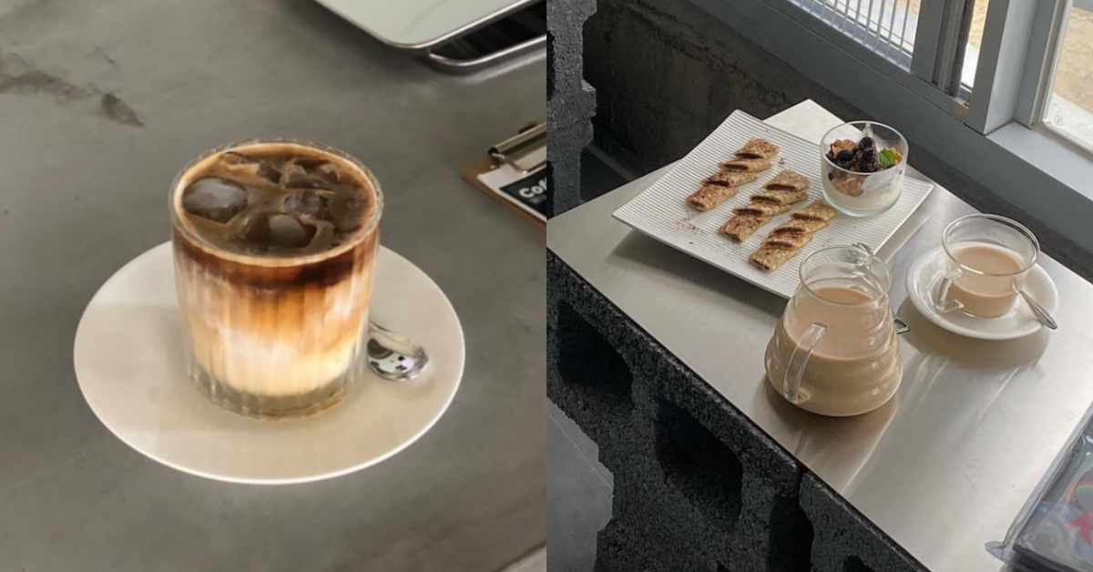 韓系咖啡廳推薦,桃園 1771 studio