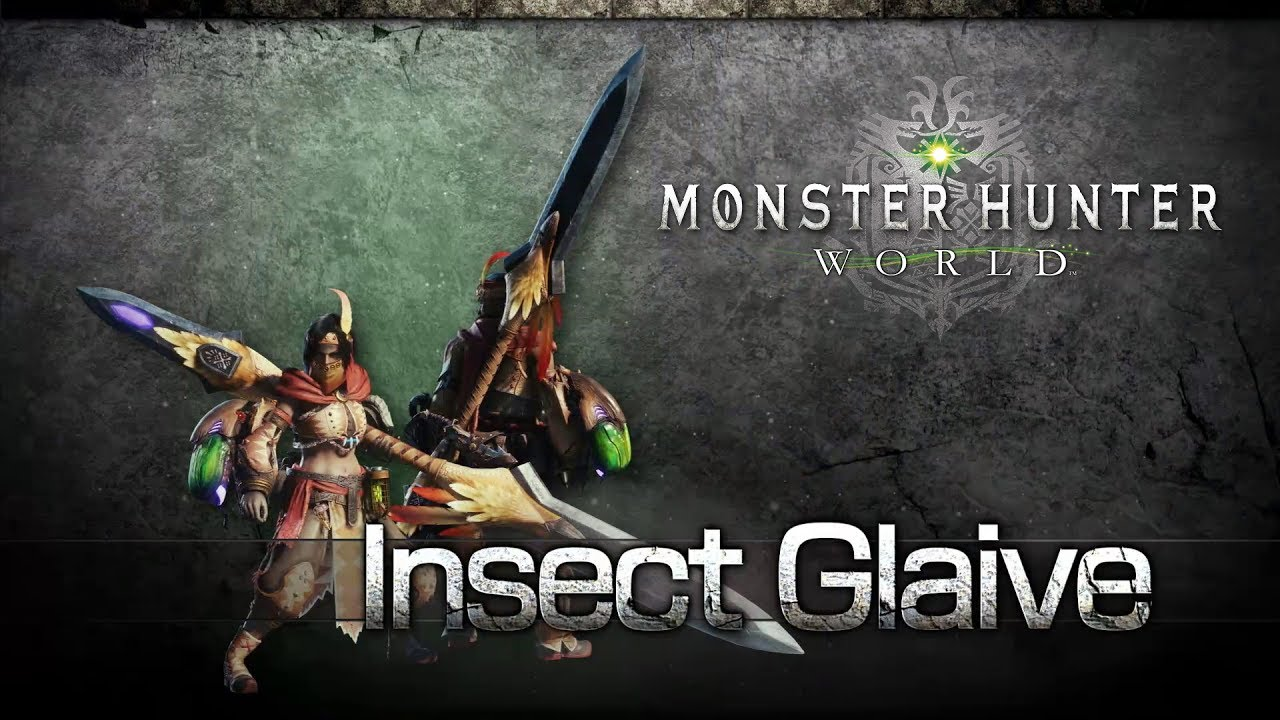 insect glaive Monster Hunter World: Iceborne solo weapons