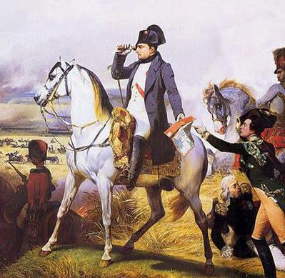 Наполеон при Ваграме