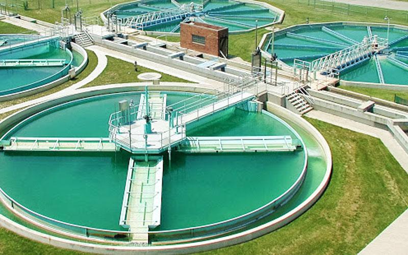 Điều kiện cấp nước của nhà máy sản xuất thiết bị y tế