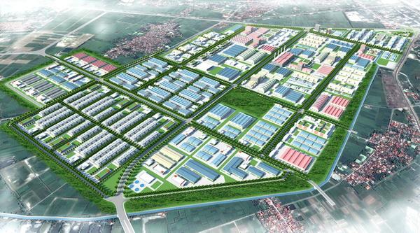 Công ty cổ phần đầu tư phát triển hạ tầng KCN Đồng Văn III