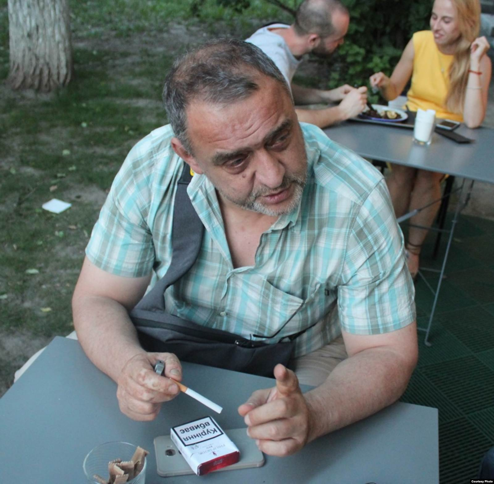 Владимир Нестеренко, фото автора