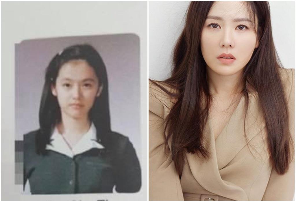 Ảnh thời đi học của Son Ye Jin