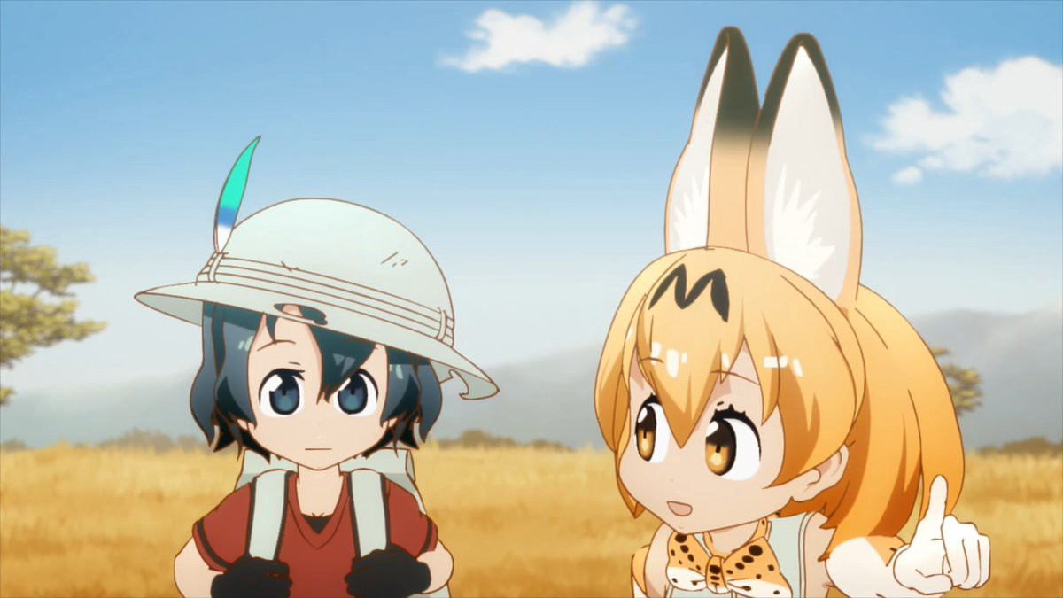 Kemono Friends: The Anime Game and Show