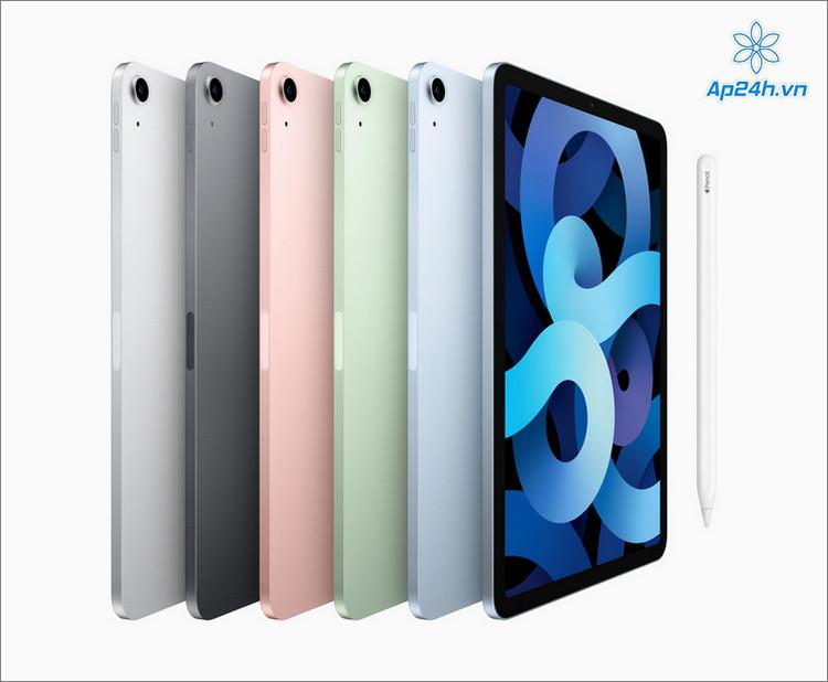 iPad Air phù hợp cho cả nhu cầu làm việc và giải trí