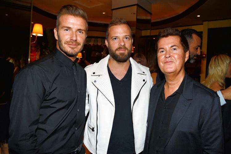 Spend It Like Beckham: a Fashion Week Pub-Crawl - WSJ