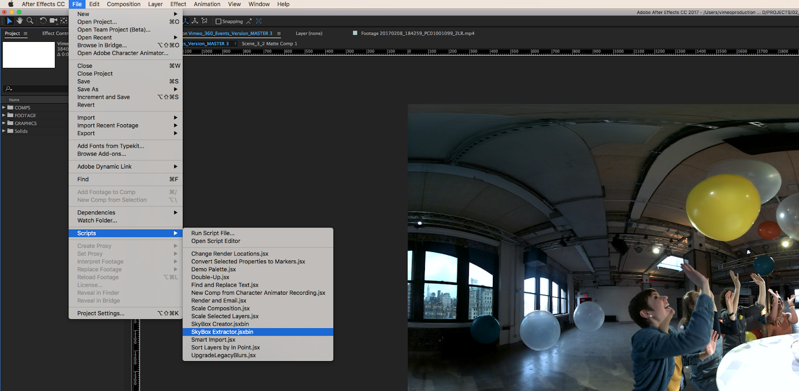 Getting started with the Mettle SkyBox Suite - Vimeo Blog