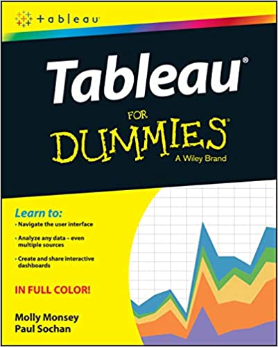 Tableau for Dummies book cover