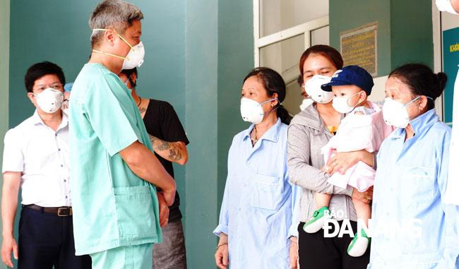 Ten more Covid-19 patients in Da Nang discharged from hospital - Da Nang  Today - News - eNewspaper