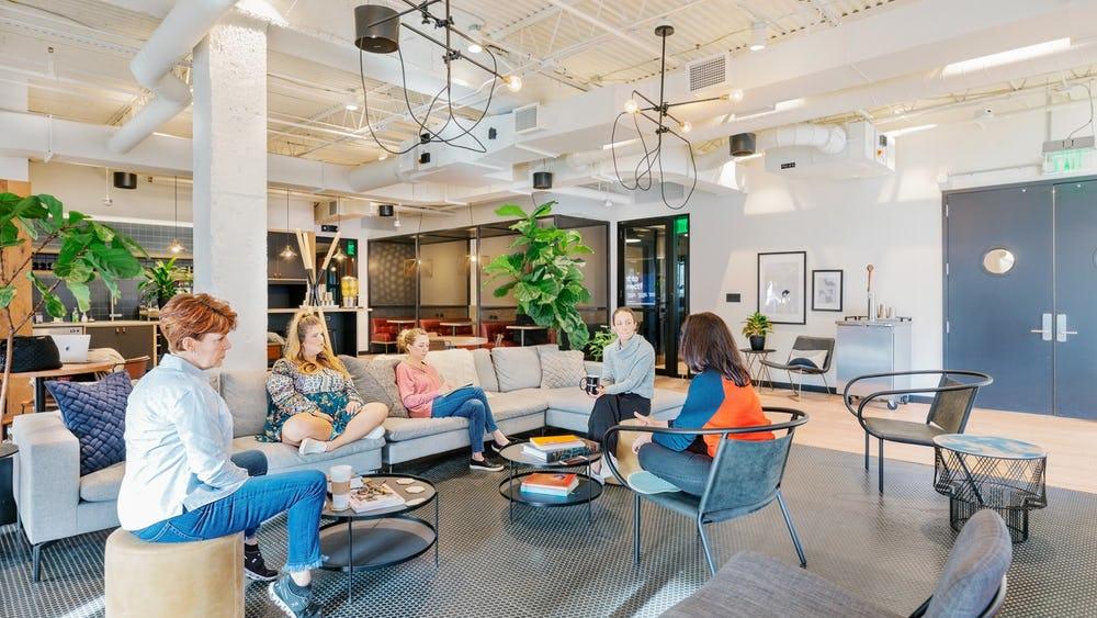 Wework Coworking spaces in Atlanta