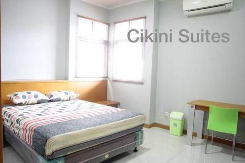 bedroom kost of cikini suites