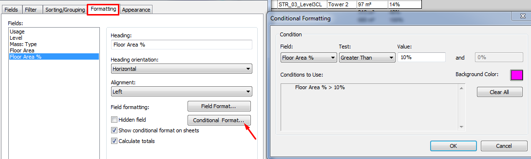 Revit Rooms In Design Option Not Working