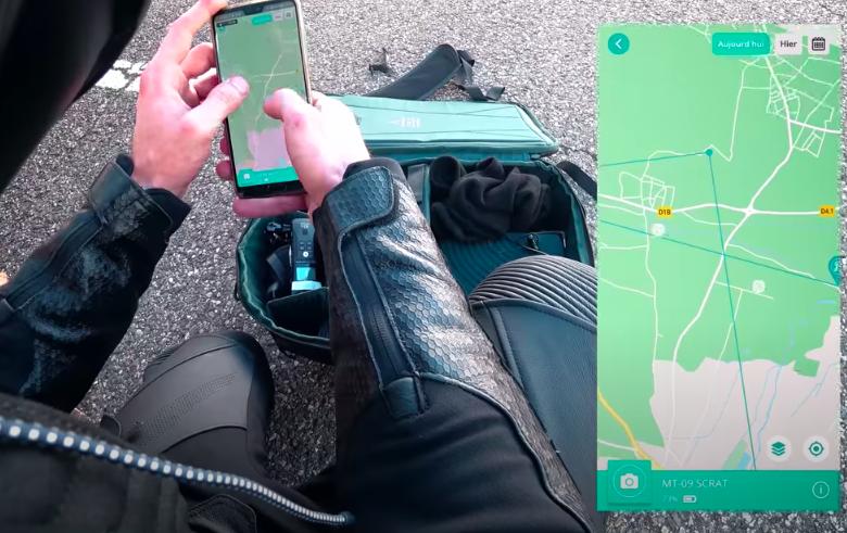 SCRAT teste le tracker GPS ZEN by Beepings