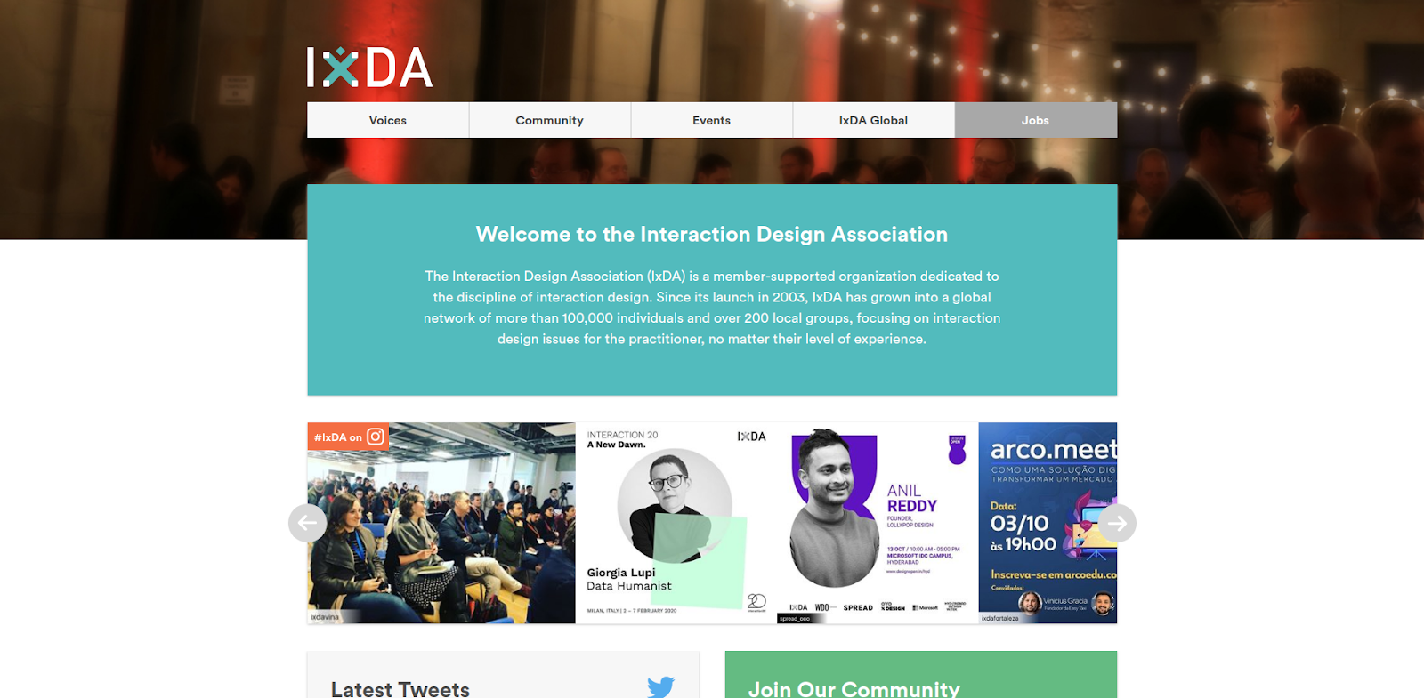 how to design a website brochure example