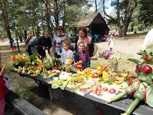 Rosnę Zdrowo z Agencja Rynku Rolnego - piknik w Radawie