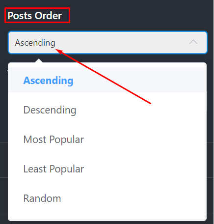 Instagram layout posts order