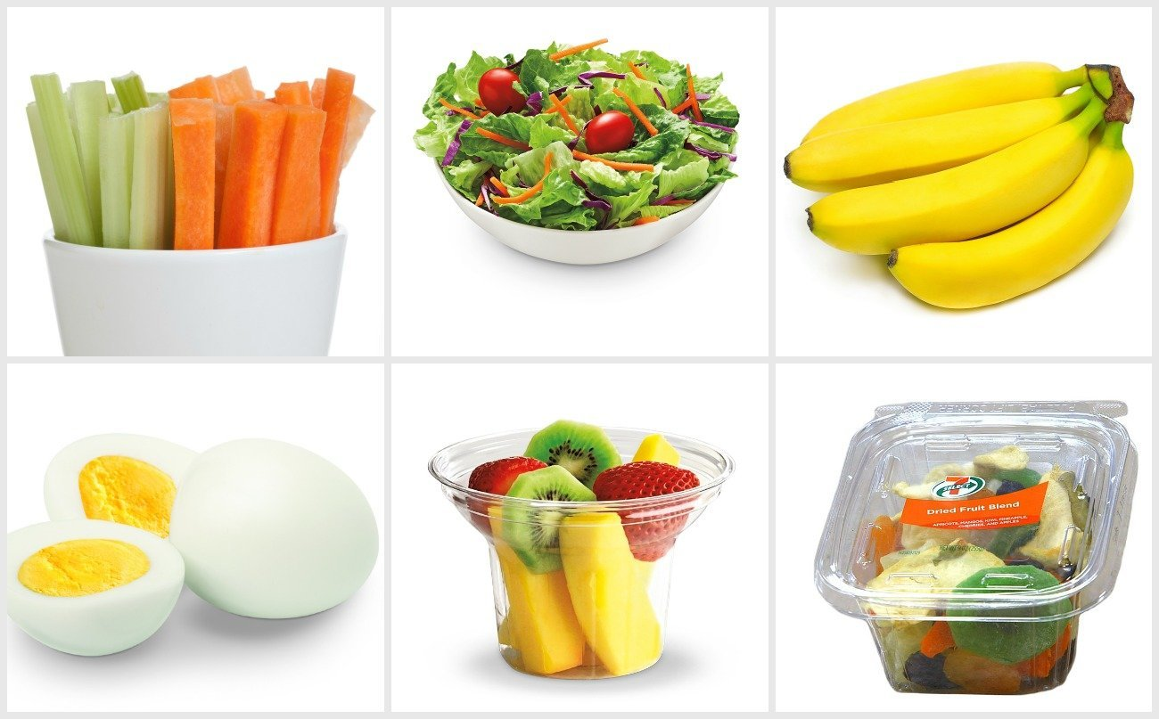 conbini diet