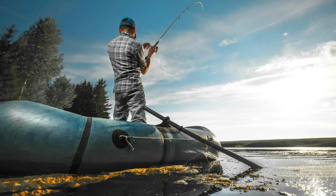 Thuyền câu tadpole sự lựa chọn tuyệt vời cho người thích câu cá
