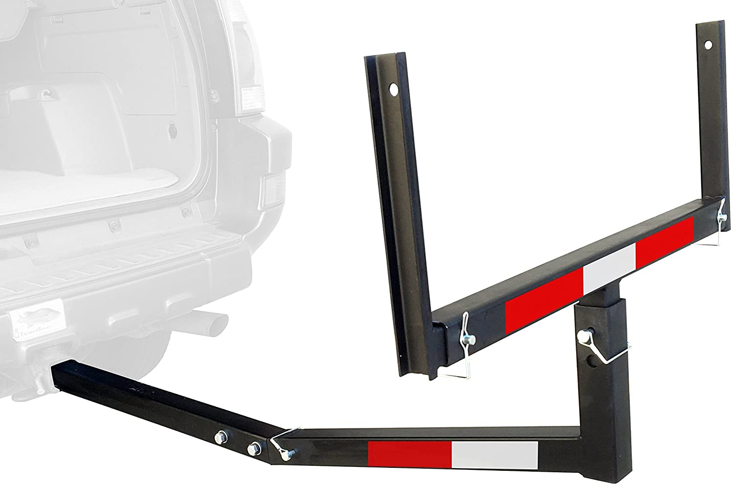 MaxxHaul 70231 Hitch Mount Truck Bed or Hitch Extender