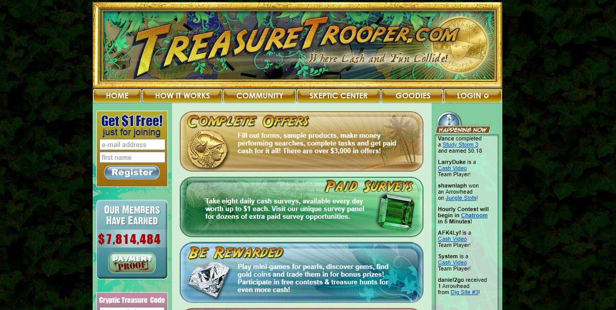 Treasuretroopers-image Best GPT sites