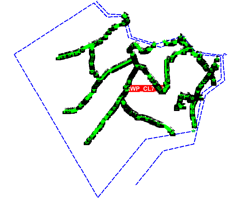 Drive Test Route