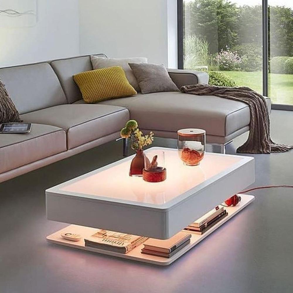Mẹo và đồ nội thất gia dụng trong phòng khách tối giản