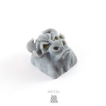 Artkey - Bull - Metal