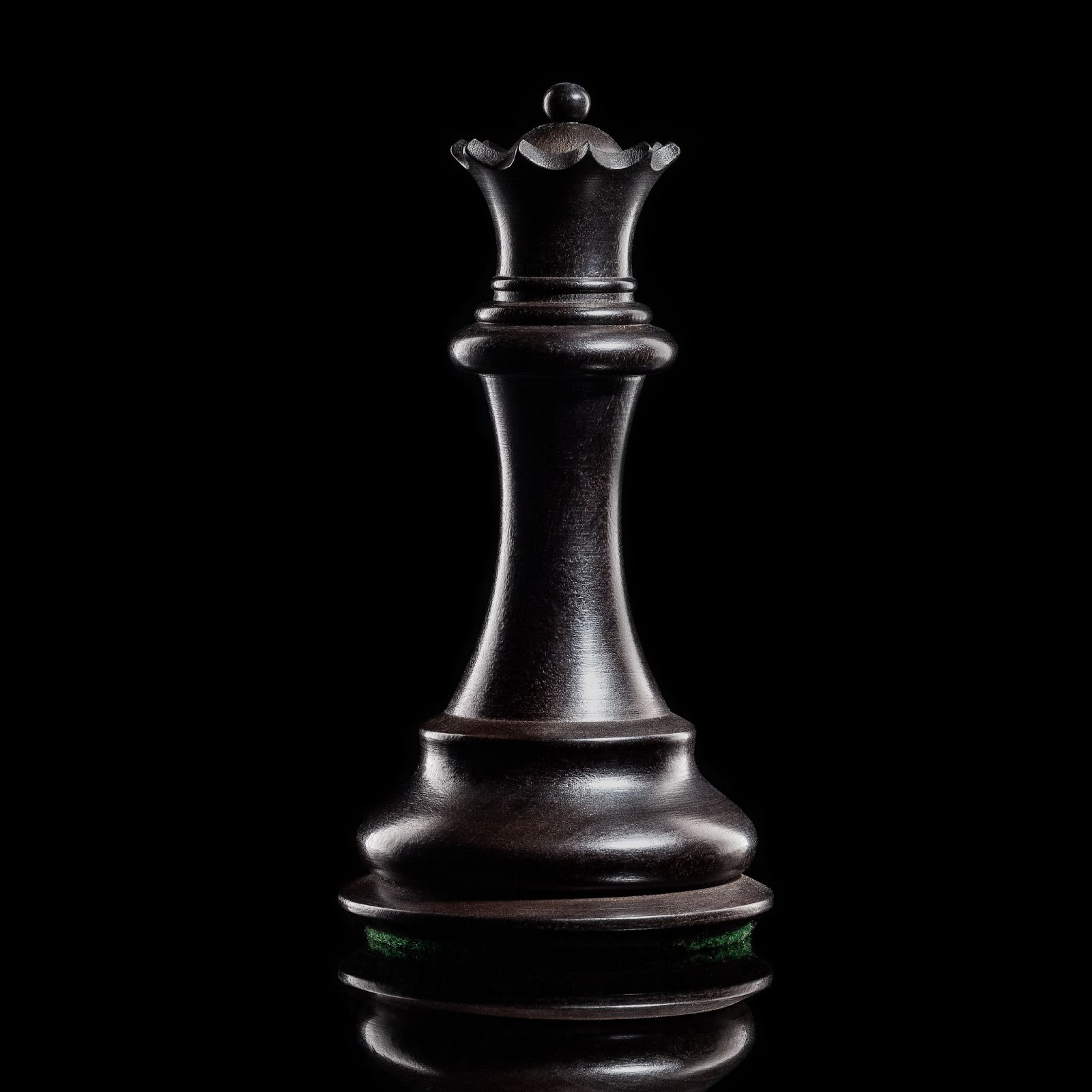 A picture of a chess piece, positioning in marketing is like a game of chess where you attempt to position your pieces better than your opponent.