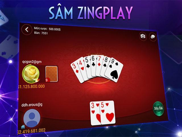 Tải sâm lốc Zingplay cho iPhone - Game bài HOT nhất hiện nay