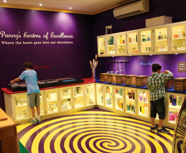 100 things to do in melbourne with kids phillip island chocolate factory