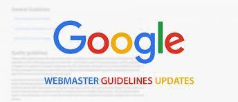 google webmaster guide update