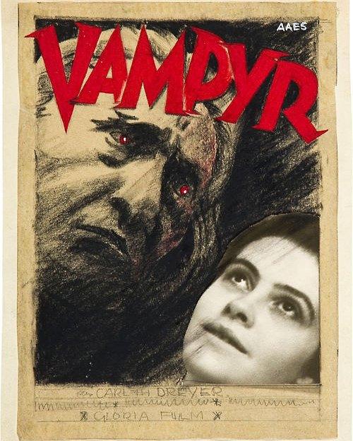 Vampyr, la bruja vampiro (1931, Carl Theodor Dreyer)