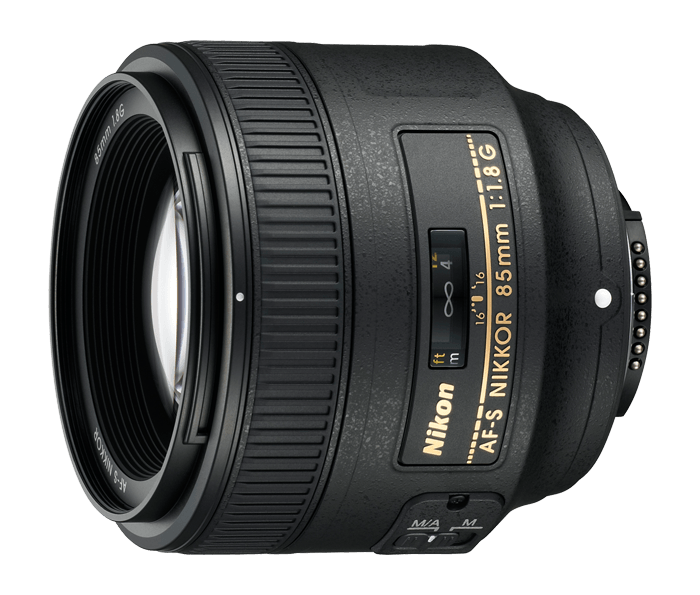 Nikon 85mm f/1.8 G