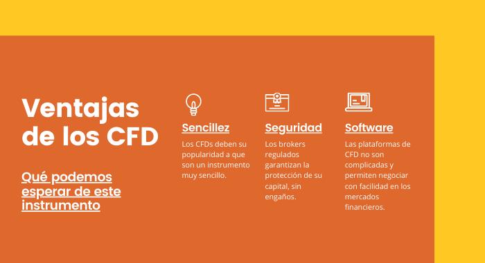 los cfd son instrumentos seguros y sencillos