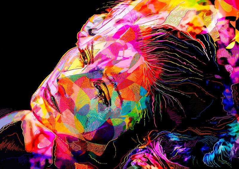 Imagenes abstractas 3D de amor - Imagui