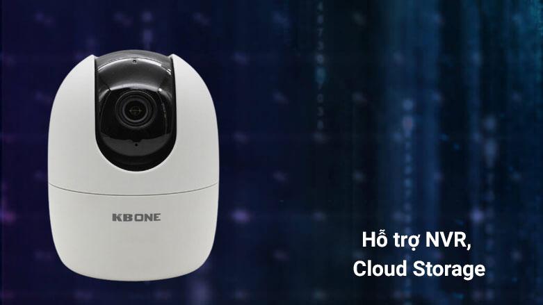 Thiết bị quan sát/ Camera KBvision KN-H21PPV   Hỗ trợ NVR