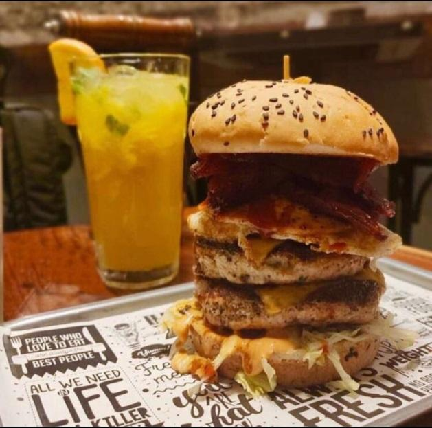 Best Burgers Joints And Restaurants In Mumbai