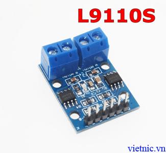 Module điều khiển động cơ bước L9110S L9110
