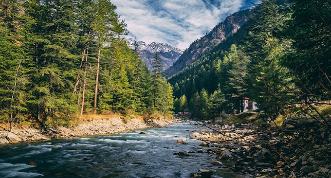 TOP 8 PLACES TO VISIT IN KASOL AND AROUND