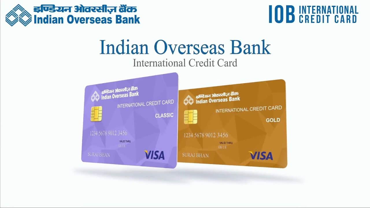 IOB Card